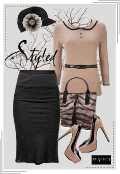 """""""Styled!"""" by dee94 ❤ liked on Polyvore"""