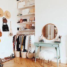 Closet | Make-up stash | Interior | Home design | Inspo | More on fashionchick.nl
