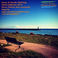 Sabato 22 e domenica 23 2014 corso per imparare la tecnica del nordic walking ad Imperia.  #liguria #liguriaevents #nordicwalking  www.nwrivieradeifiori.com