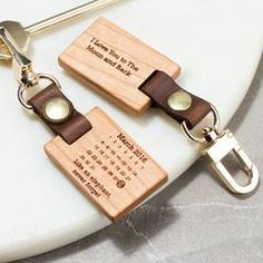 Personalised-Never-Forget-Date-Keyring-MLM033