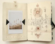100+ Most Beautiful Moleskine Sketches