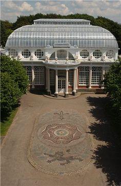 Butterfly House, Williamson Park, Lancaster, UK