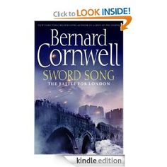 Amazon.com: Sword Song (Saxon Tales) eBook: Bernard Cornwell: Kindle Store, not on my kindle, number 4