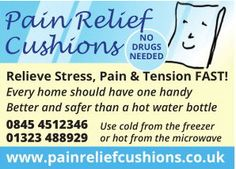 Ideal gift for anyone who has pain issues. Why not get one for someone you care for?