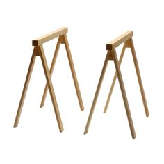 PPJ Trestle legs 2 pcs, birch