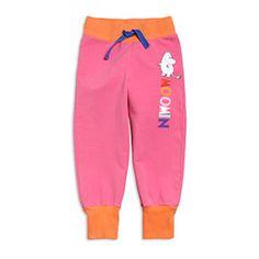 College-housut Vaaleanpunainen, koko 110 cm.