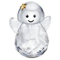 Swarovski Crystal Rocking Angel