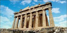 Backdrops: Parthenon 1