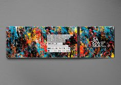 Designer: Mariusz Mrotek Project Type: Produced, Commercial Work Client: Sony Music Poland Location: Warsaw, Poland Packaging Contents:...