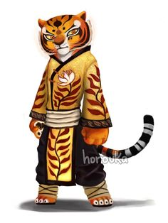 Tigress by horouka on DeviantArt Tiger Drawing, Furry Drawing, Cartoon Movies, Cartoon Art, Funny Character, Character Design, Tigress Kung Fu Panda, Panda Illustration, Panda Images