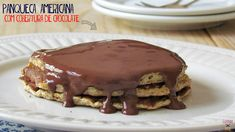 Panqueca Dukan - Dukan pancake | Cozinha Legal Recipes