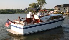 1962 32' Chris-Craft Roamer Classic