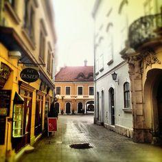 #street #szekesfehervar #hungary #instaprint