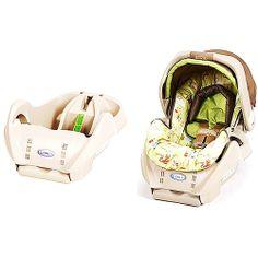 Infant Car Seat With Extra Base Bundle