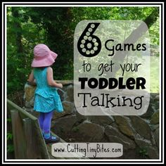 List of Talking Games to play with your kids to encourage language development. Play these in the car, at the table, or waiting at the doctor's office!