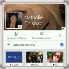Suivez mon actualité sur facebook. Invitez moi !!!