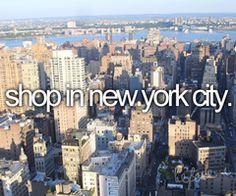 bucketlist, life, dreams, christmas shopping, check, die, credit cards, new york city, bucket lists