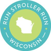 Stroller friendly races in Wisconsin #strollerrrunner #running #stroller #wisconsin