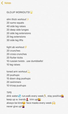 Body Workout At Home, Fitness Workout For Women, At Home Workout Plan, Gym Workout For Beginners, Gym Workout Tips, Easy Workouts, Slim Thick Workout, Month Workout Challenge, Weight Loss Workout Plan