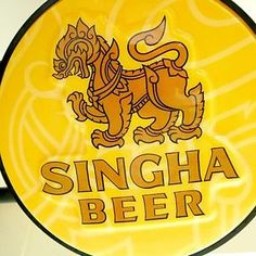 SIngha-Beer-Neon-Light-Box-Exterior-Wall-Mounted-LED-Sign