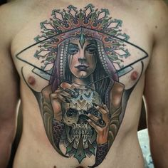 Tattooed by: Nick Stegall