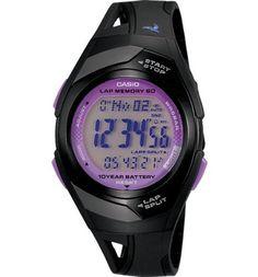 Just arrived Casio Women's STR300 Runner Eco Friendly Digital Watch
