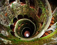 The 'Initiation Well' in Sintra, Portugal Photo by: matthias_haker