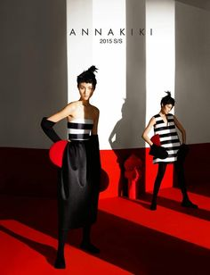Annakiki Ad Campaign Spring/Summer 2015