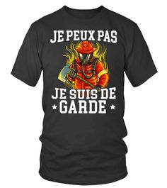 Je Peux Pas Je suis de Garde T-Shirt, Hoodie ,Sweat À Capuche Unisexe, Sweater, Col Rond Femme, Manches Longues, Premium, Enfant (8)   Teezily   Buy, Create & Sell T-shirts to turn your ideas into reality T Shirt, Sweatshirt, Mens Tops, Fashion, Kid, Woman, Unisex, Hoodie Sweatshirts, Round Collar