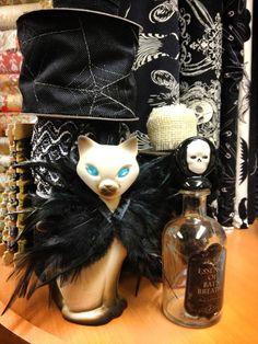 Halloween at Loom Textiles