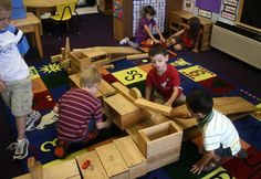 Kindergartners get little time to play. Why does it matter? #kinderfriends #kinderchat #kindergarten #play
