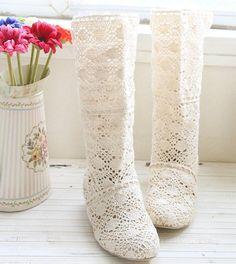 New Knitting escavar botas de verão Big Size34-43 Preto Castanho botas Meia damasco de moda para mulheres RL386