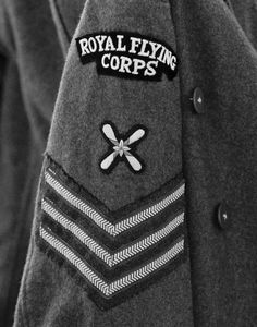 WWI Royal Flying Corps Flight Sergeant tunic