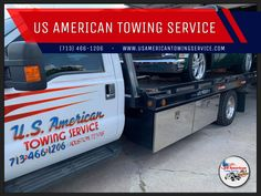 US American Towing Service Wrecker Service, Flatbed Towing, Towing Company, Tow Truck, American