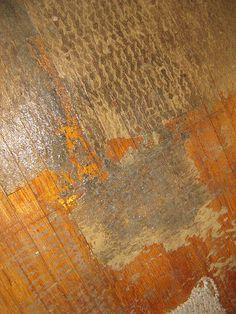 diy removing carpet glue from hardwood floors. restoring original