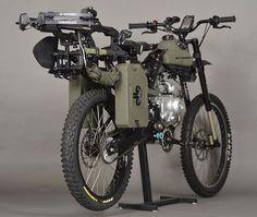mountain biking dig shovel portable - Google Search