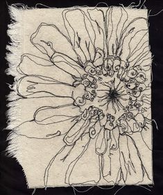 free motion embroidery - Google Search