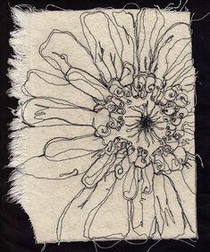 Black thread by Carol B Sloan.