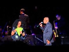 Diana Ross-  Snippet of Endless Love and Love Hangover - Nashville, TN (...