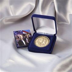 Happy Birthday President Barack Obama! #USA #CelebratingAmerica #President #Biden Click on photo to purchase the medallion :)