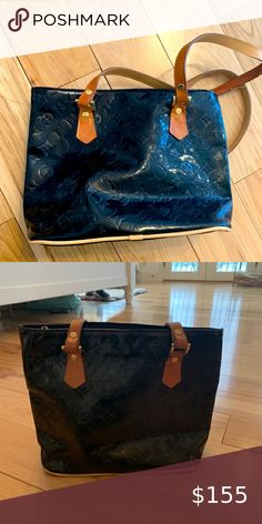 I just added this listing on Poshmark: LV Black Patent Leather Bag. #shopmycloset #poshmark #fashion #shopping #style #forsale #Handbags Black Patent Leather, Leather Bag, Louis Vuitton Speedy Bag, Handbags, Best Deals, Womens Fashion, Closet, Shopping, Style