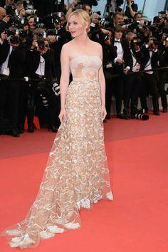 Kirsten Dunst (Valentino) - Cannes Film Festival 2016
