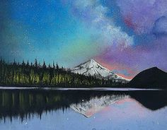 """Check out new work on my @Behance portfolio: """"Starry skies"""" http://be.net/gallery/47591053/Starry-skies"""
