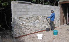 Afbeeldingsresultaat voor betonblokken buiten