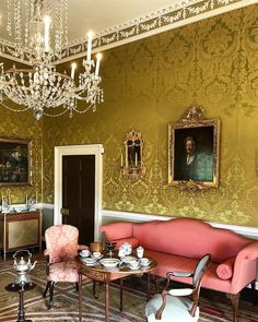 Museum Displays, Music School, Historic Homes, Room Set, Somerset, Home And Garden, Bath, Living Room, Architecture
