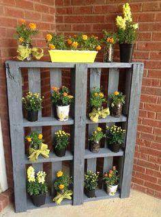 28 A legnagyobb függőleges kertészeti ötletek kis helyigényű városi kertészek számára Erkély kerti háló