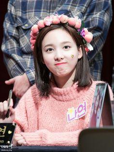 twice Im nayeon at suwon fansign Kpop Girl Groups, Korean Girl Groups, Kpop Girls, South Korean Girls, Twice Jyp, Twice Once, K Pop Idol, Snsd Yuri, Twice Korean