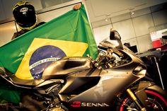 Ducati 1199 Panigale S Senna #umamotopordia #osvaldofuriatto