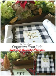 Organize Your Life - Set priorities and reach your goals.  We share our best strategies for getting and staying organized.