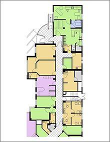 Healthcare architect providing Endoscopy Design, Architect for Endoscopy Suites